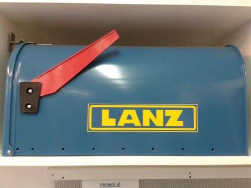 Brievenbus Lanz