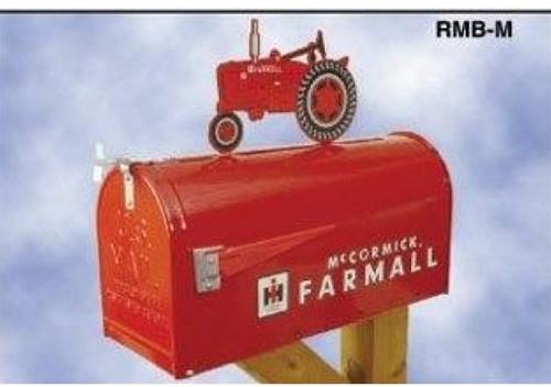 Brievenbus Farmall McCormick