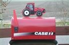 Brievenbus Case IH