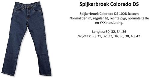 Spijkerbroek Colorado DS