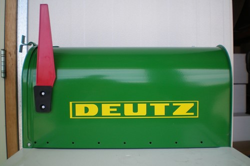 Brievenbus Deutz
