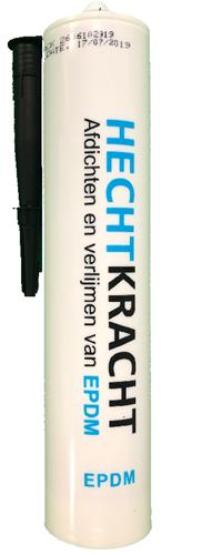 Hechtkracht EPDM Kit zwart - 290 ml