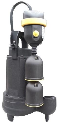 Leader Pump melkstal dompelpomp BKL 1.0M/VV