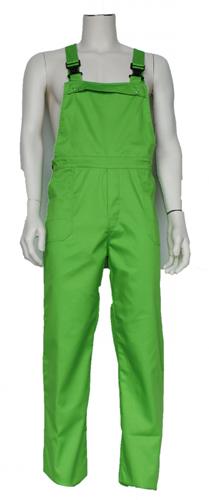 Kindertuinoverall polyester - katoen - 152 - Appelgroen